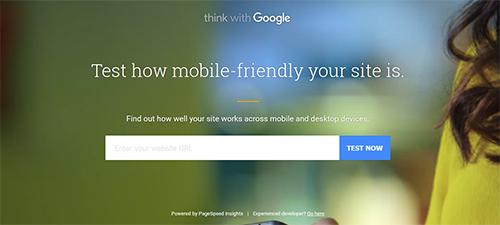 test my site google